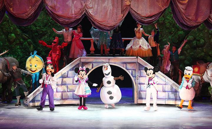 Disney On Ice Press 1